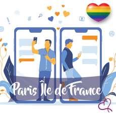 Vidéo Speed Dating Gays Paris Île de France