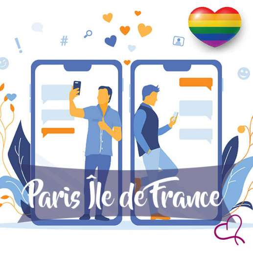Vidéo Speed Dating Gays Paris Île de France le jeudi 29 avril 2021 à 21h30