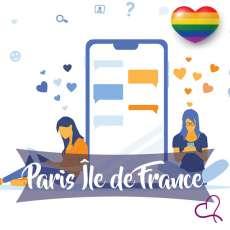 Vidéo Speed Dating Lesbiennes Paris Île de France