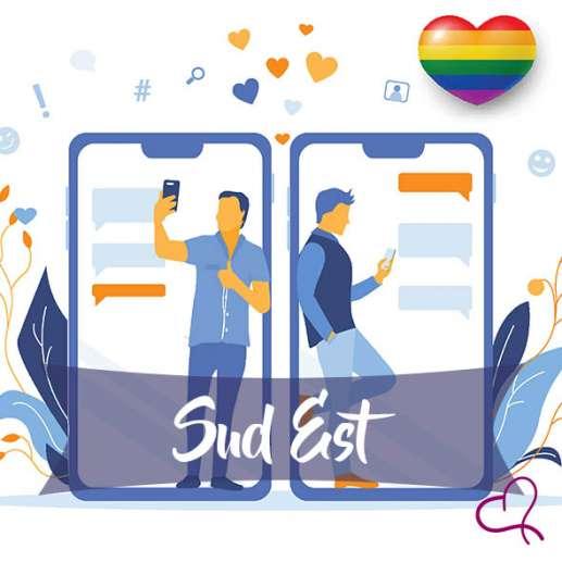 Vidéo Speed Dating Gays Sud Est le vendredi 12 février 2021 à 21h30