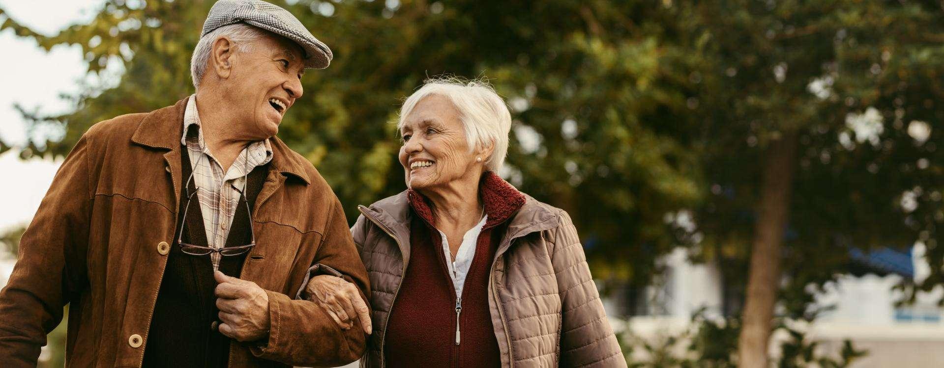 Rencontres Seniors : l'amour n'a pas d'âge